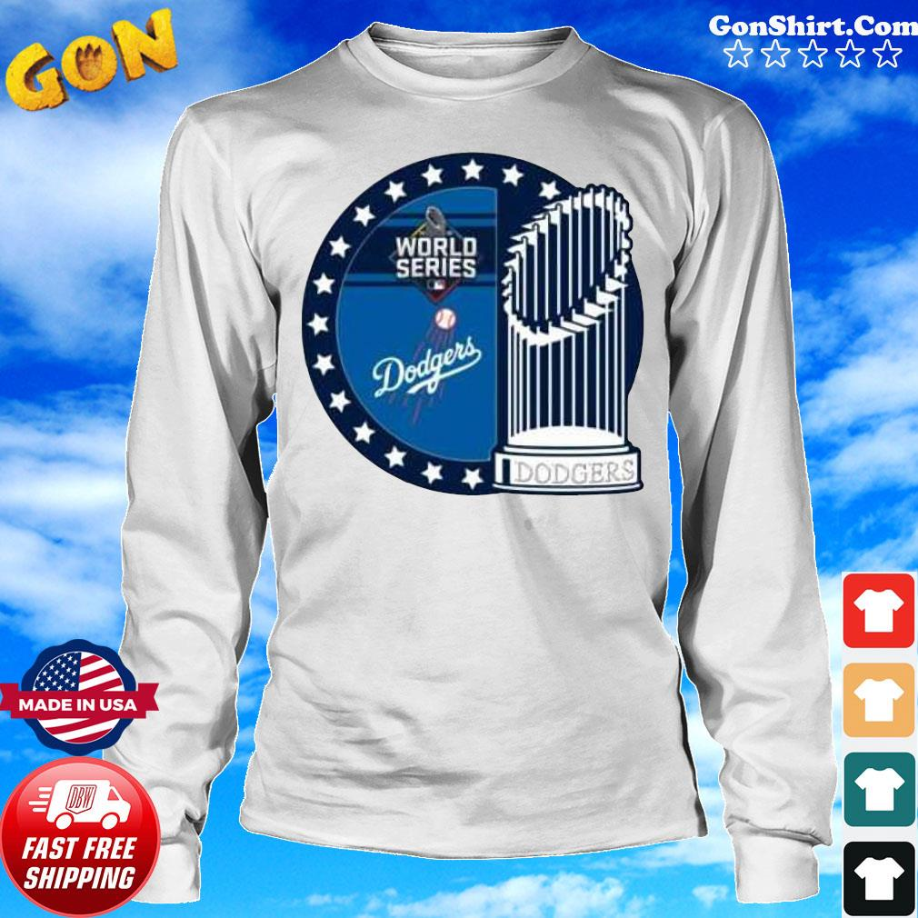 Dodgers World Series Los Angeles Champions Shirt Long Sweater