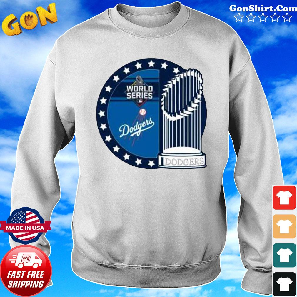 Dodgers World Series Los Angeles Champions Shirt Sweater